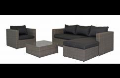 Loungesets - Tuin lounge sets en meubelen van o.a. wicker | Tuinmeubelshop