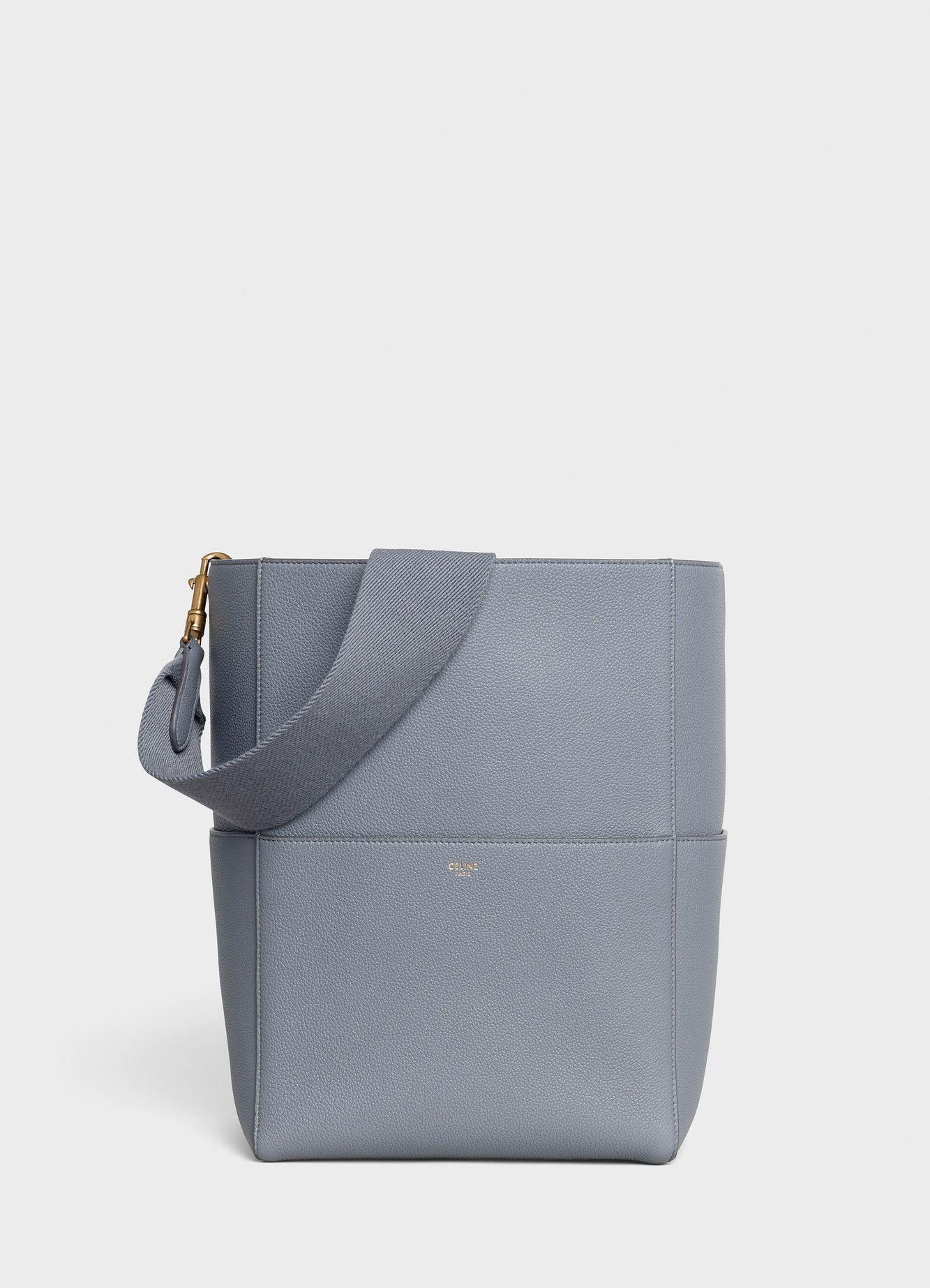 1445cc4bf1dd Sangle bucket bag in soft grained calfskin