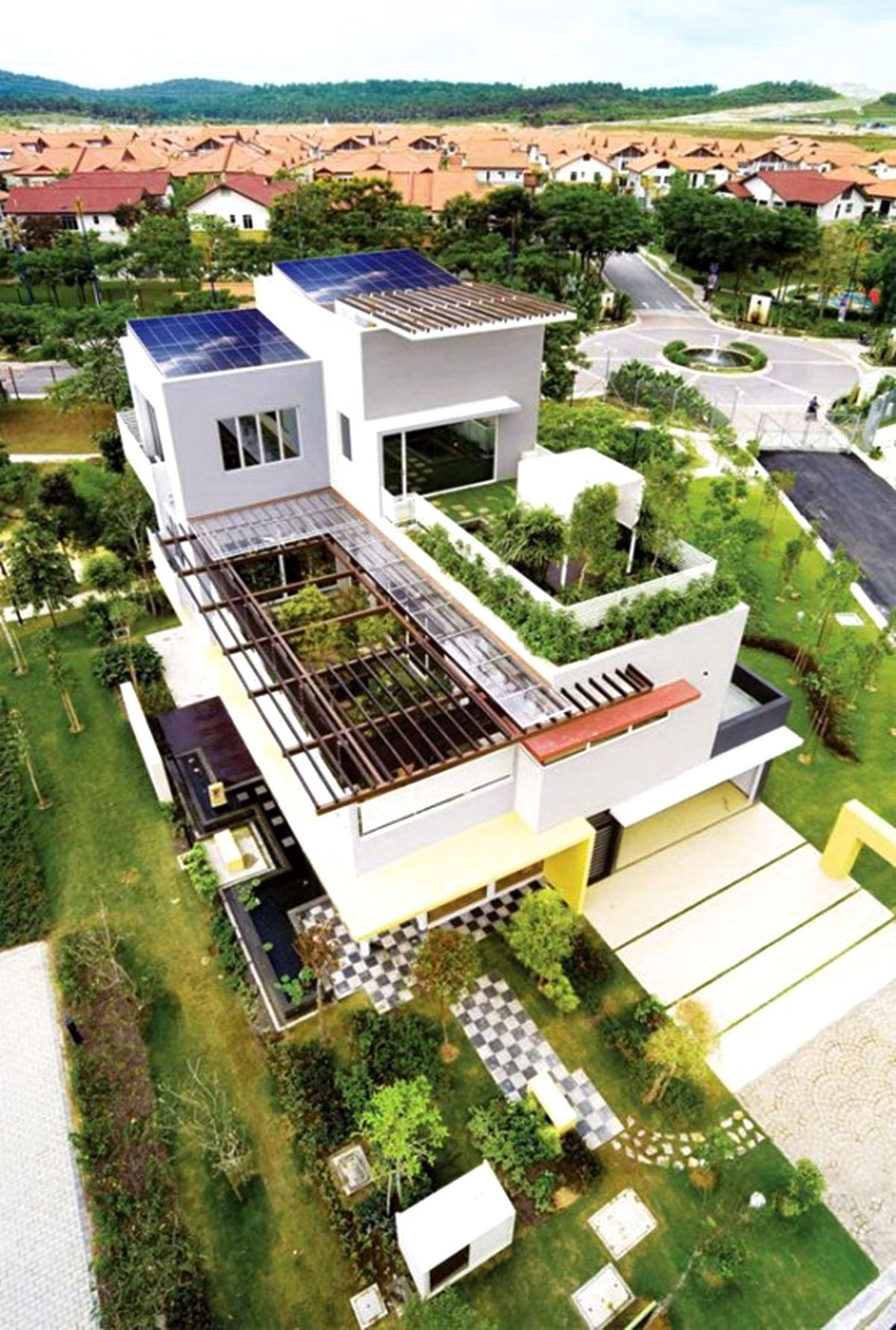 Eco Friendly House Plans Kerala Houses Home Decor For Environmentalist  People