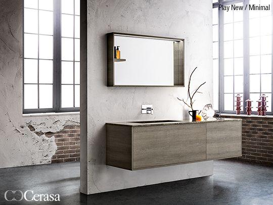 Bagno moderno e minimal cerasa bagno arredamento