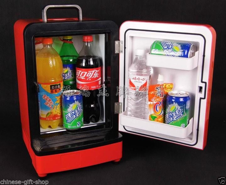 Portable Electric Cooler Small Travel Refrigerator 12 Volt Car Fridge Suv Truck Chinese Gifts Gift Shop Suv Trucks