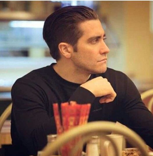 In Prisoners When He Is In The Diner And He Looks Over And Sees The Van <3 <3 <3 <3