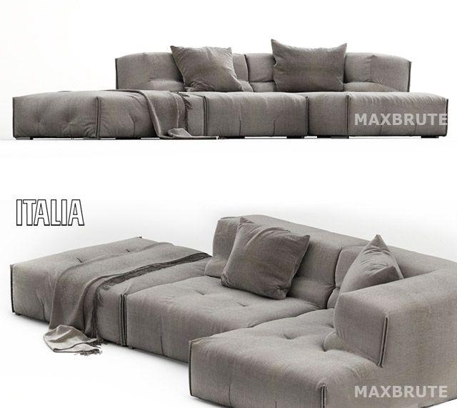 Fabulous Sofa Maxbrute 12 3D Furniture Sofa Furniture Sofa Set Inzonedesignstudio Interior Chair Design Inzonedesignstudiocom