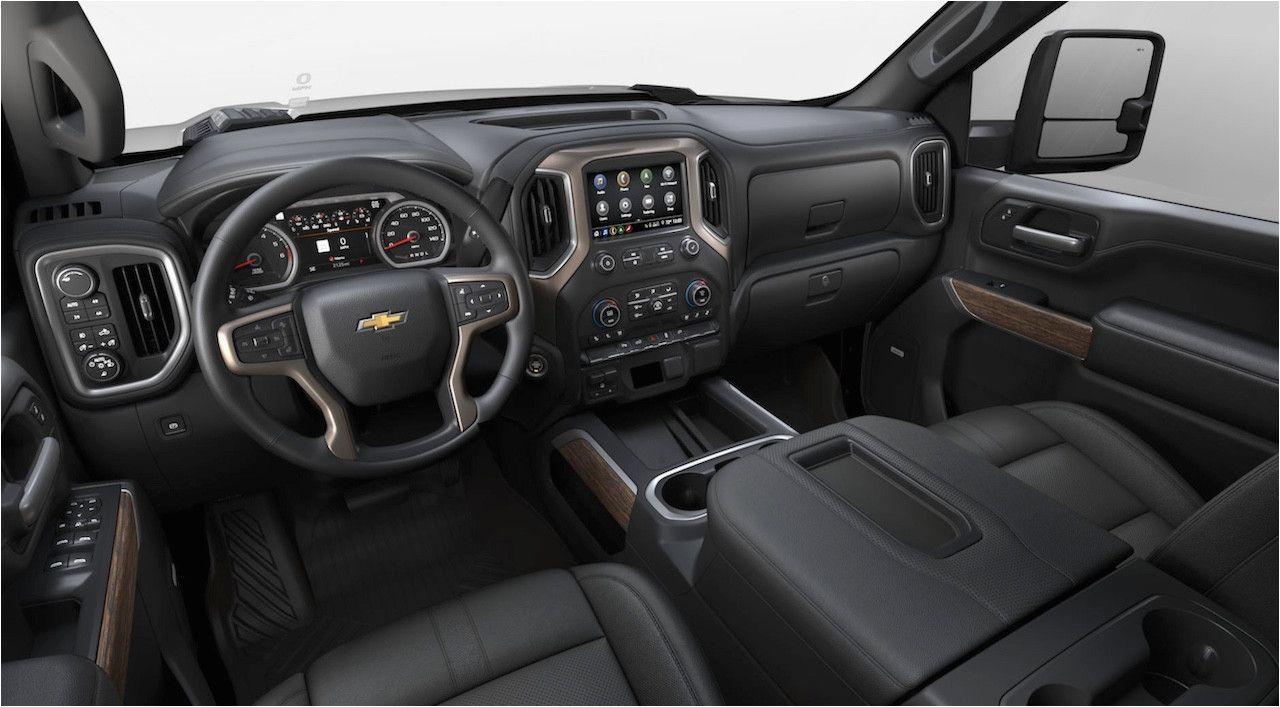 2020 Chevrolet Silverado Hd Interior In 2020 Silverado Silverado Hd Chevy Silverado