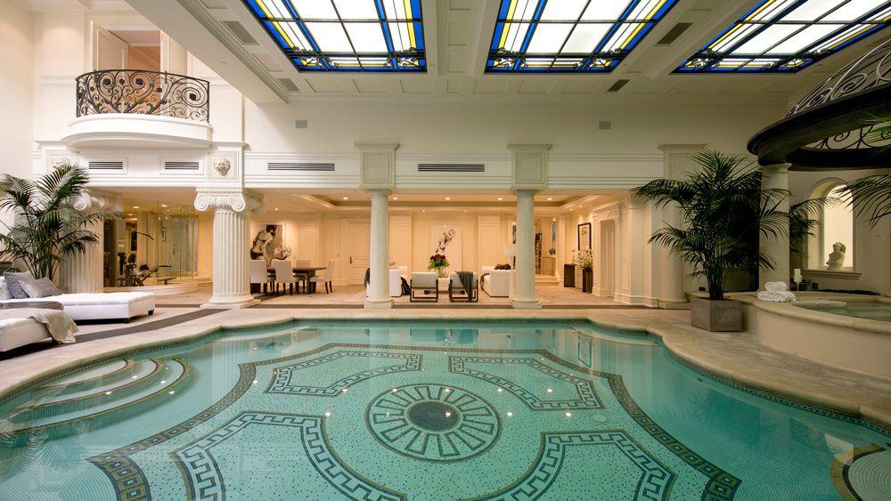 Indoor Pool Creative Pools Swimming Pool Designs Pool