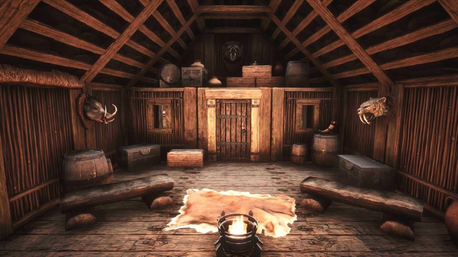 Conan Exiles Jarl S Hall Conan Exiles Conan Viking House