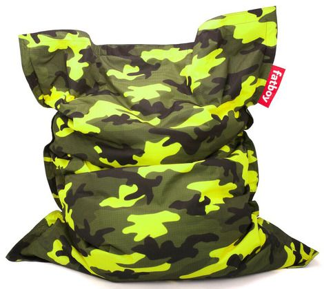 Original Camouflage By Fatboy · Bean Bag ChairsBean ...