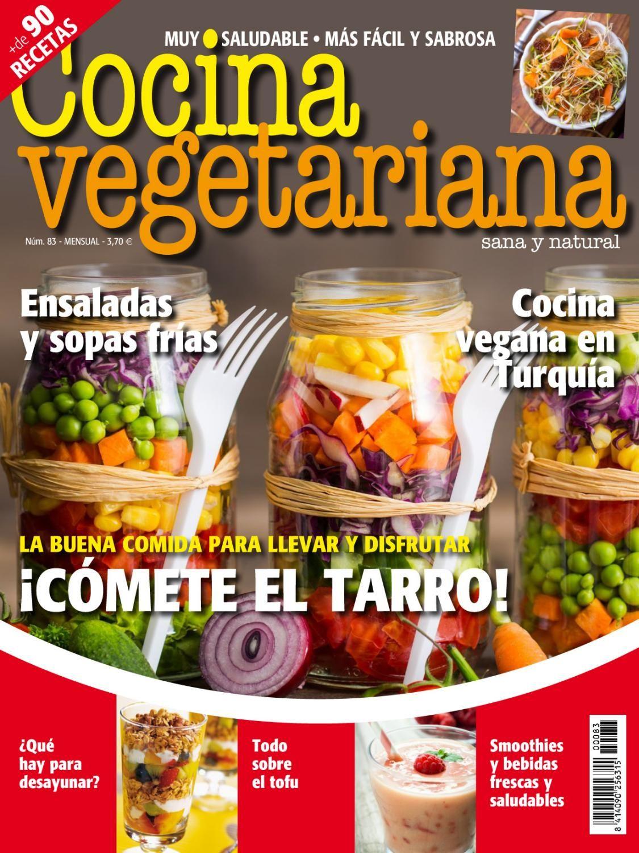Cocina Vegetariana Revista | Vegetariana 06 17