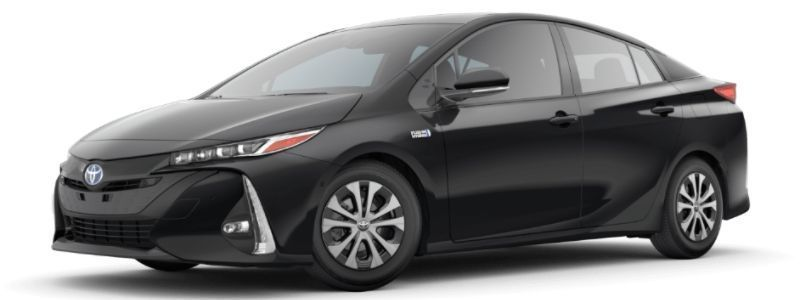 What Are The 2020 Toyota Prius Prime Interior And Exterior Color