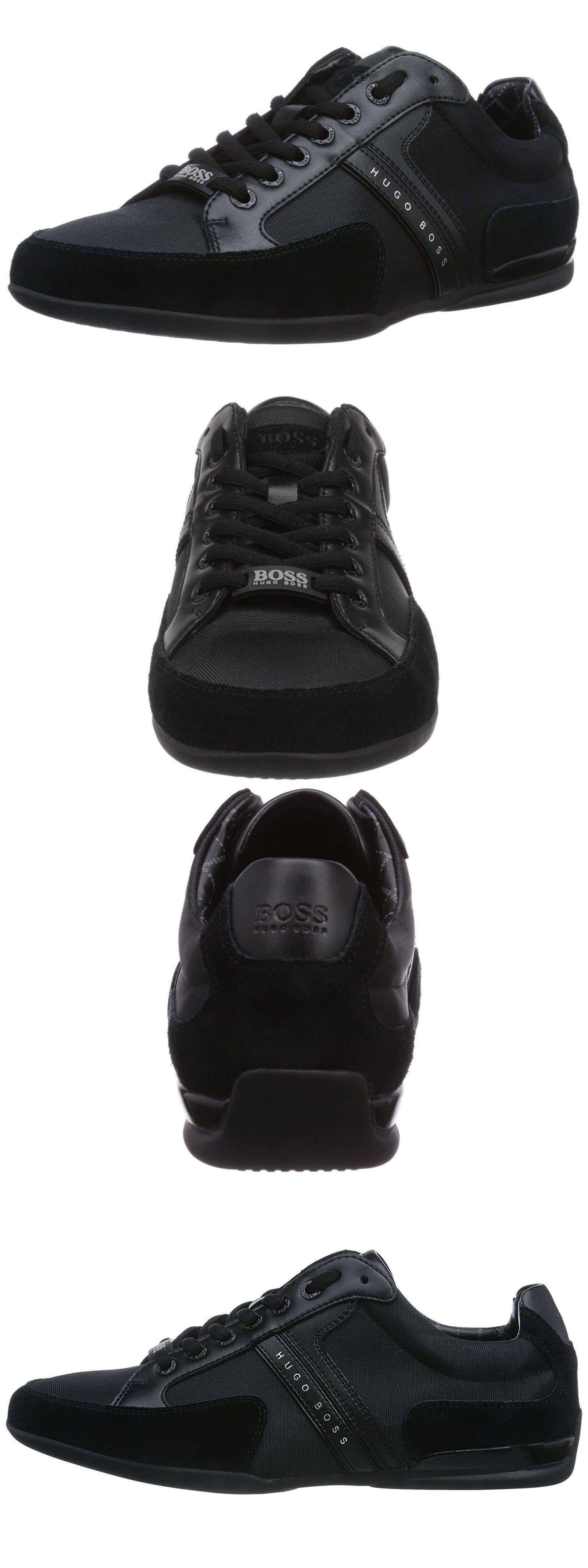 Hugo Boss Shoes Textile// Leather Spacit Blue Men