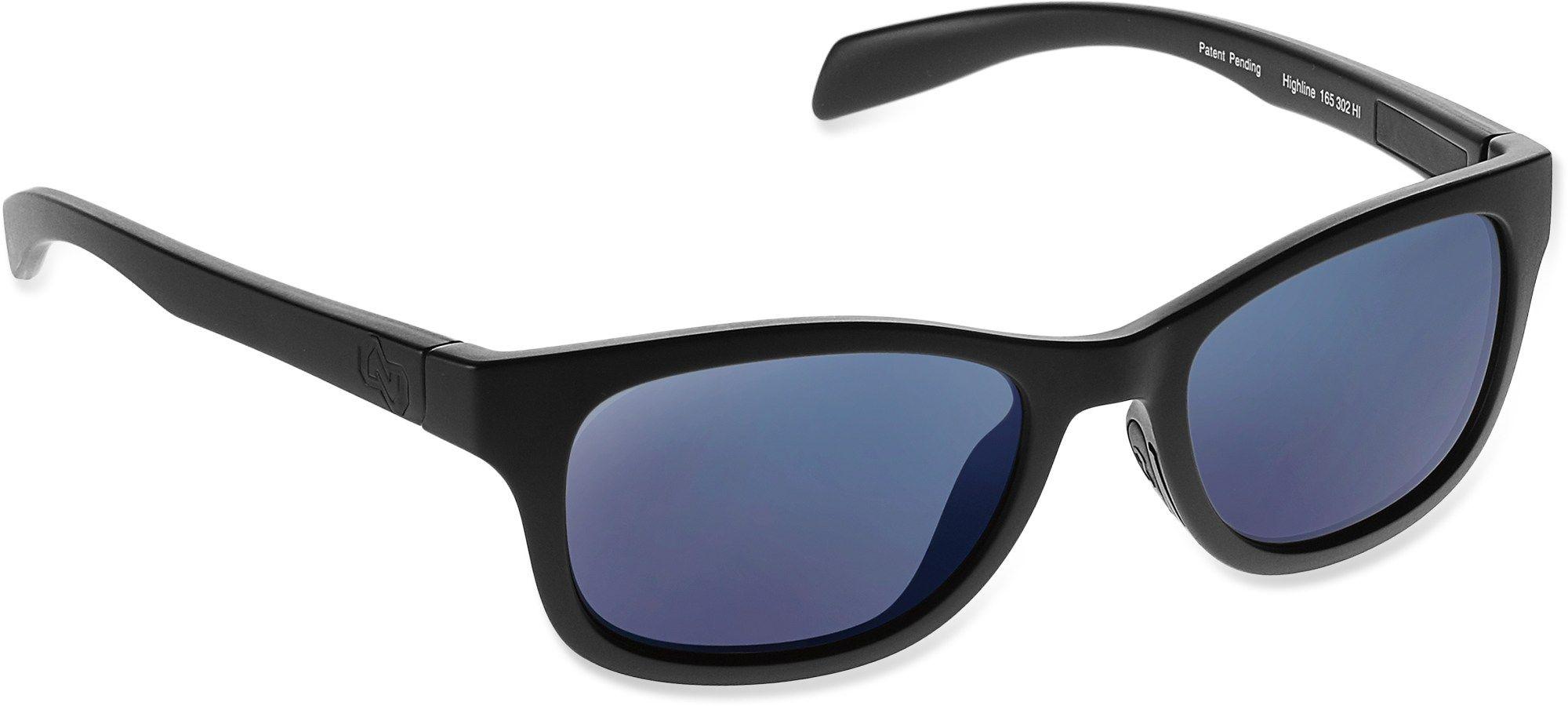 3fd56ef2d8 Native Eyewear Highline Polarized Sunglasses - Blue Reflex - Women s ...