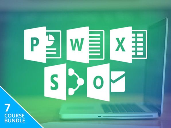 Microsoft Office Mastery Courses Bundle - Discount Coupon 97 Off