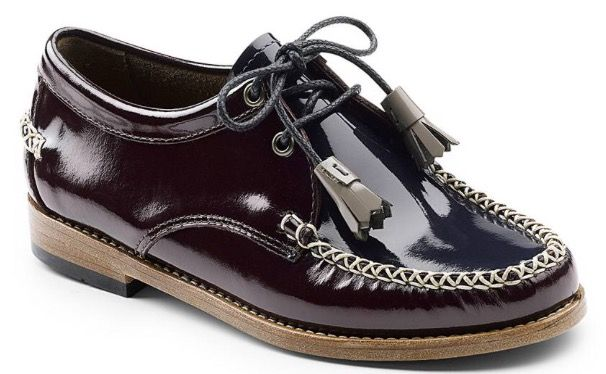 G.H. Bass & Co - Winnie Weejuns Loafer - Brown/Navy