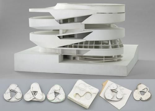 UN Studio in survey exhibition Building Collections: Recent Acquisitions of Architecture at MoMA - New York City