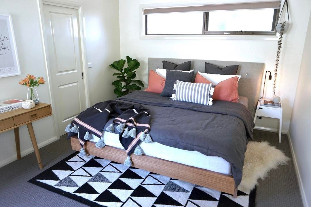 Desain Kamar Minimalis 3x3 Dekorasi Kamar Tidur Di 2019