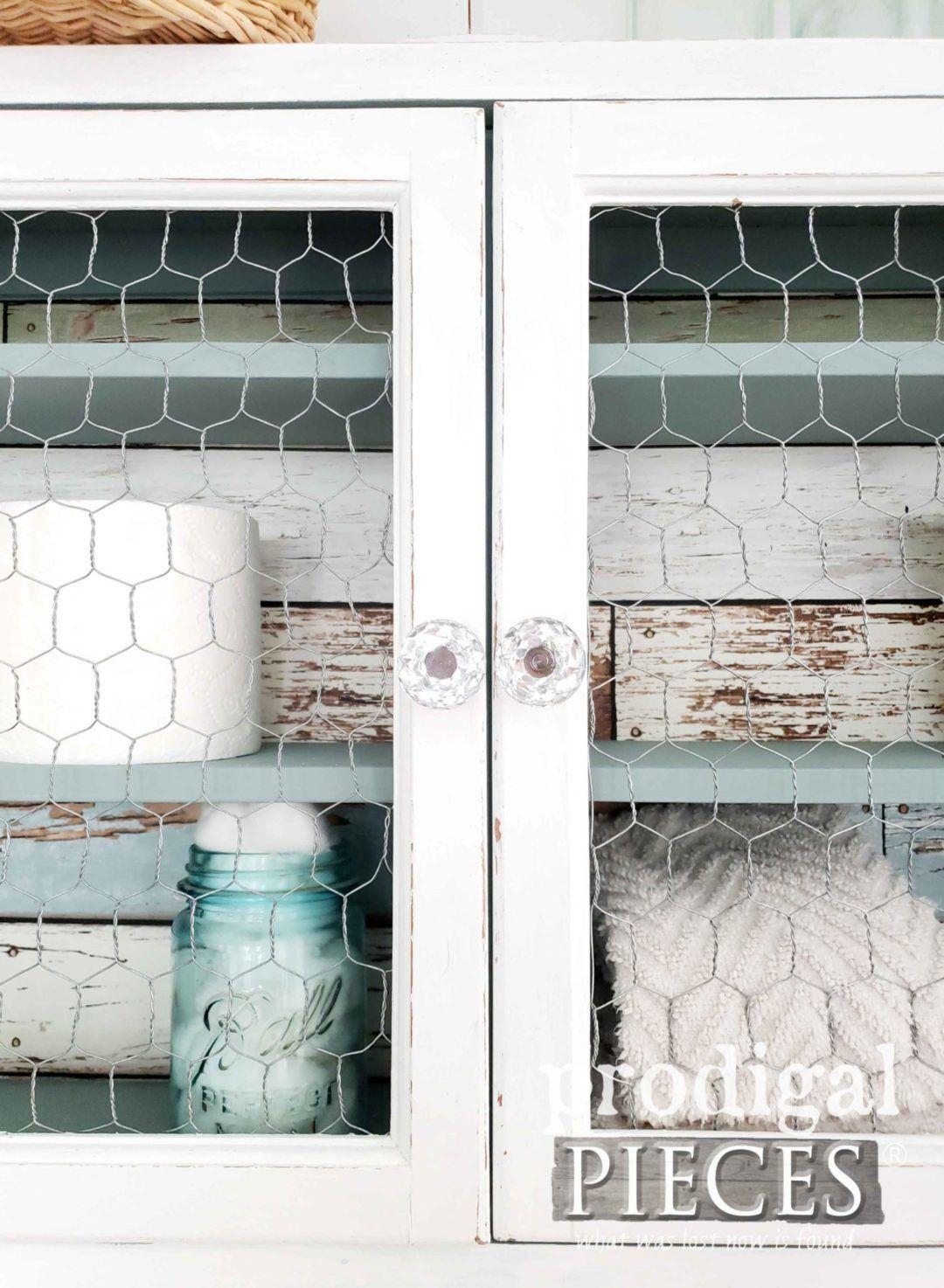 Chicken Wire Cabinet Doors 2020