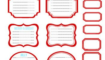 Holiday Journaling Spots - Free Printable Download
