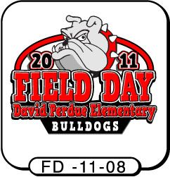 Custom Field day t-shirts - Customize an existing template or we ...