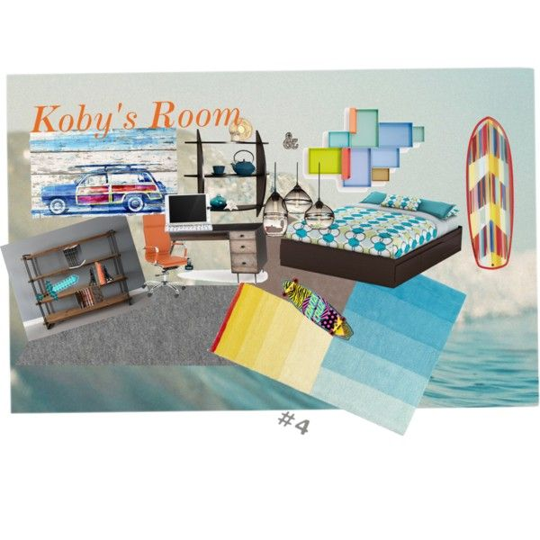 Room for my son Koby