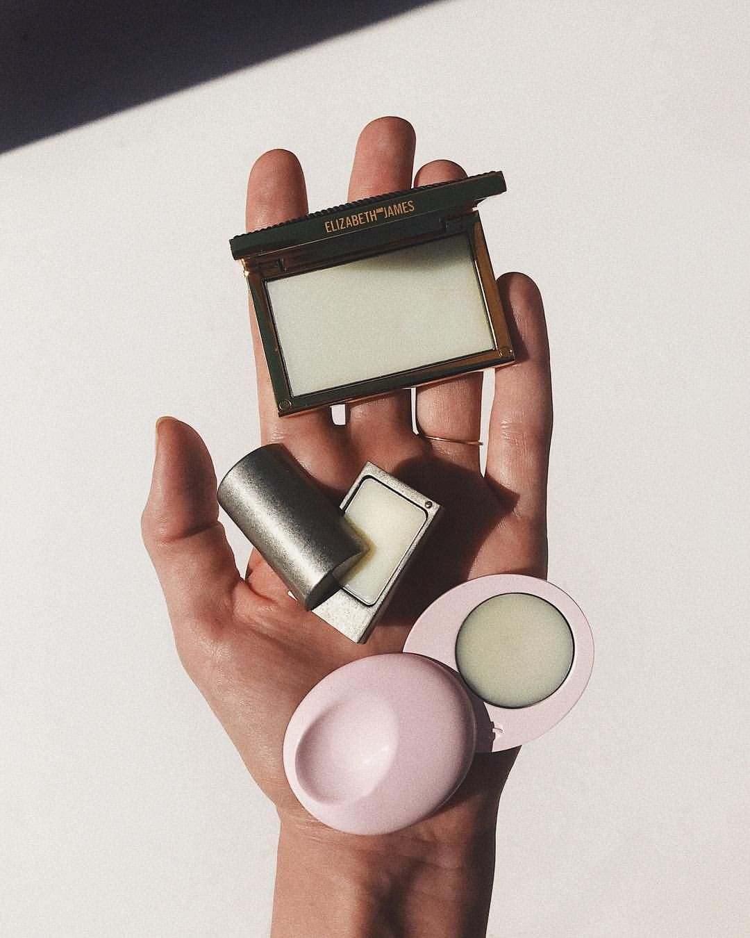 Solid perfume quick thought
