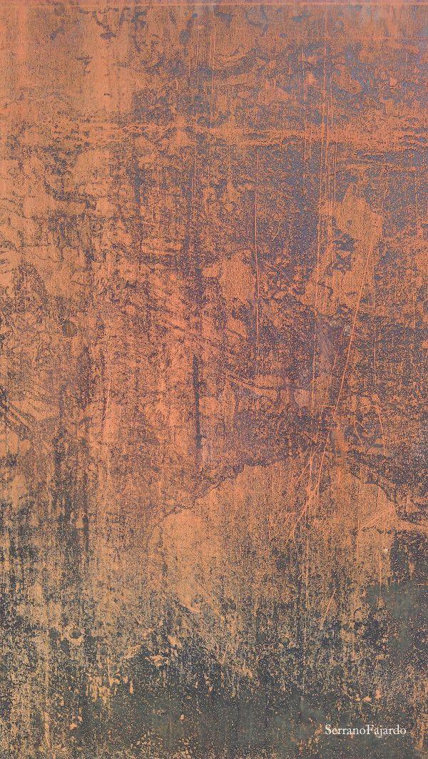 M s de 25 ideas incre bles sobre textura metal en - Pinturas para metal ...