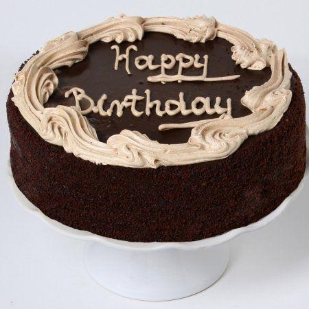 Birthday Gift 10 Chocolate Fudge Cake Blast Grocery