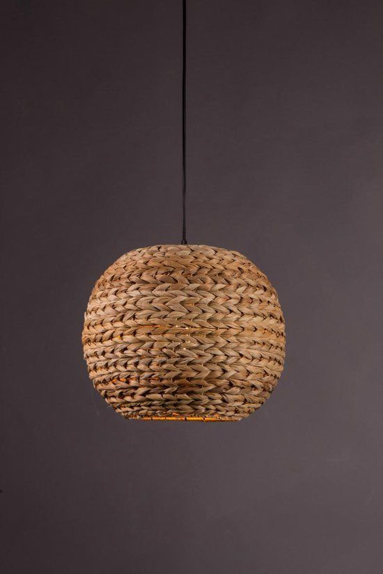 bol.com | Dutchbone Nana Hanglamp - Naturel