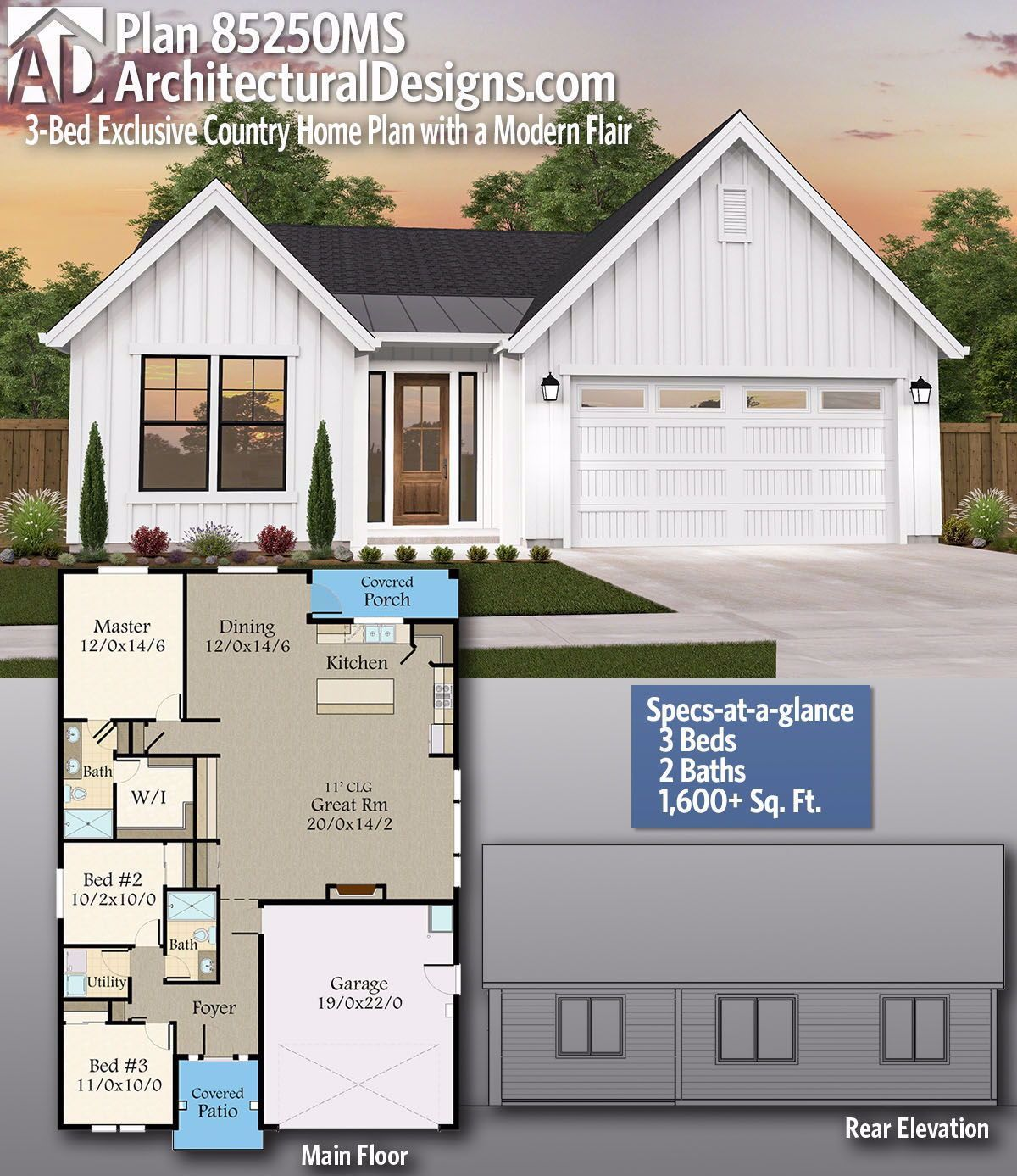 I Think This Is The Best Most Simple Floor Plan For What We Need Right Now Country House Plans Simple Floor Plans Simple House Plans