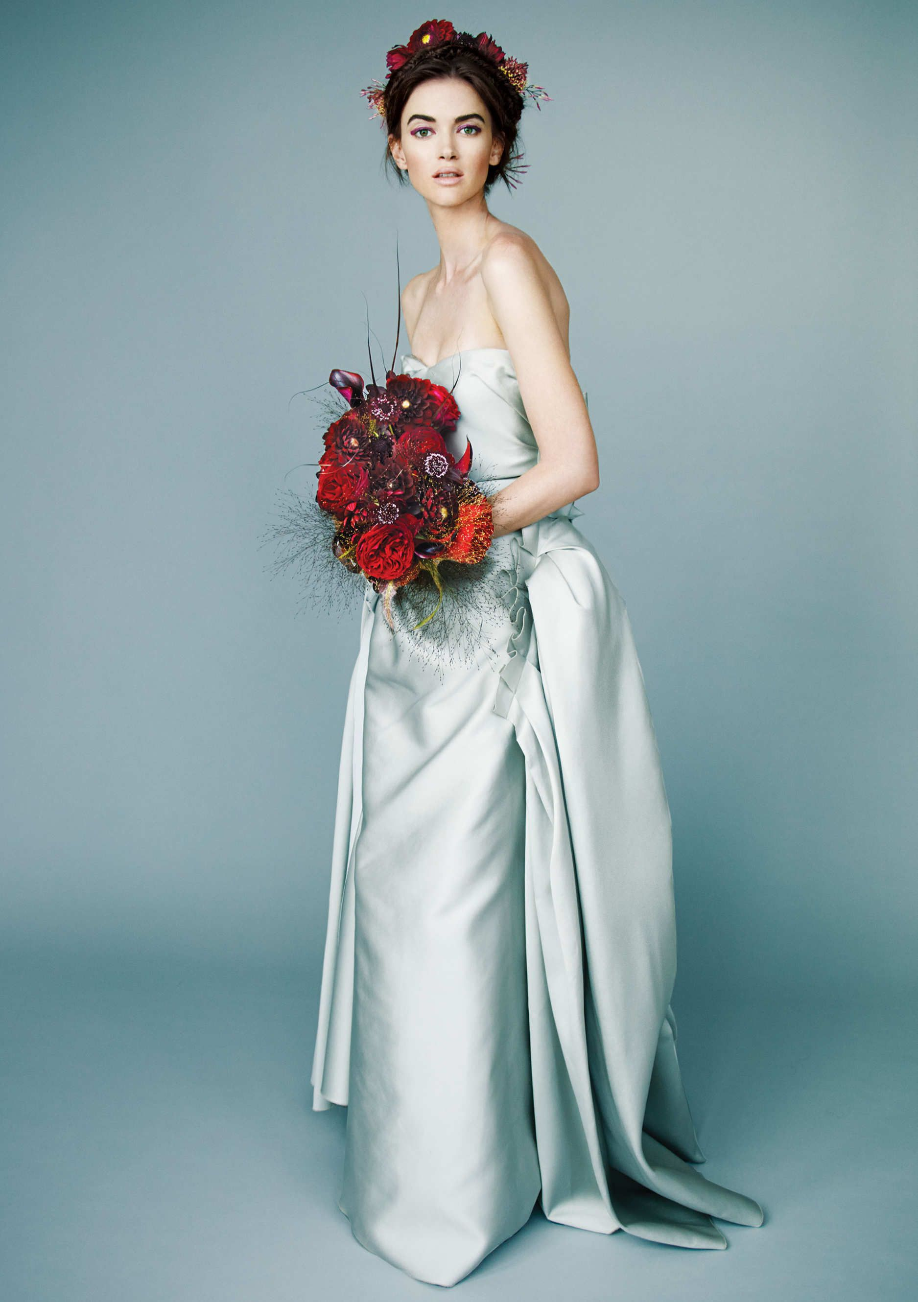 The Beautiful Ones: 7 of the Season\'s Most Sensational Wedding Gowns ...