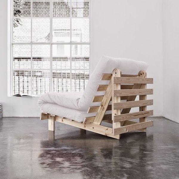 Sofá cama Roots individual | chairk | Pinterest | Sofás cama, Sofá y ...