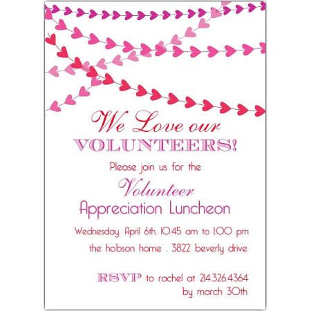 Volunteer Luncheon Invite Google Search Volunteer Luncheon