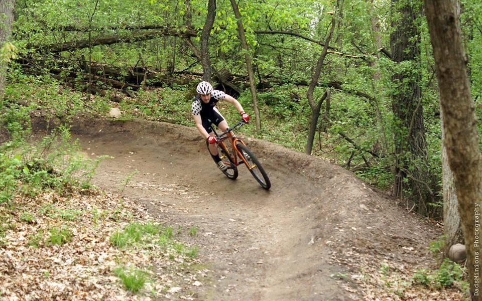 Lebanon Hills Mountain Bike Trail Eagan Mn Bike Trails