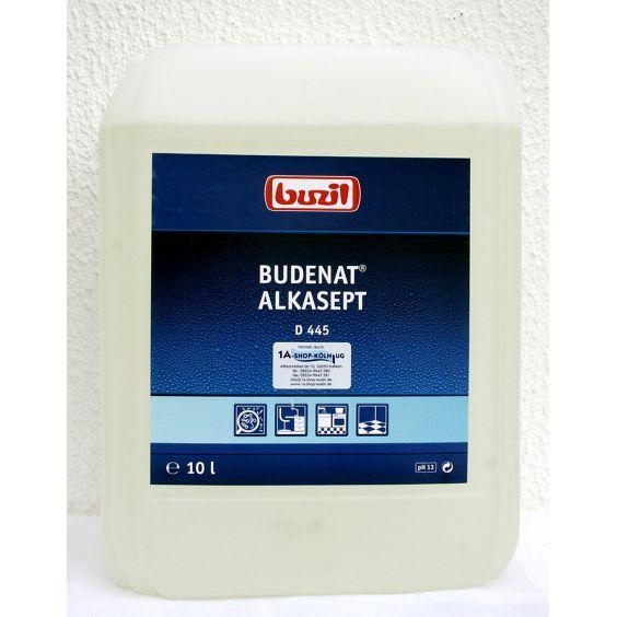 Buzil D445 Budenat Alkasept Desinfektionsreiniger
