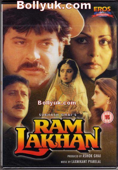 Ram Lakhan Hindi Amp Tamil Movies Bollywood Posters