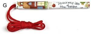 Pen on a Rope - Great teacher gifts at a great price!  Show your favorite teacher you care by getting her a great gift for teacher appreciation week!