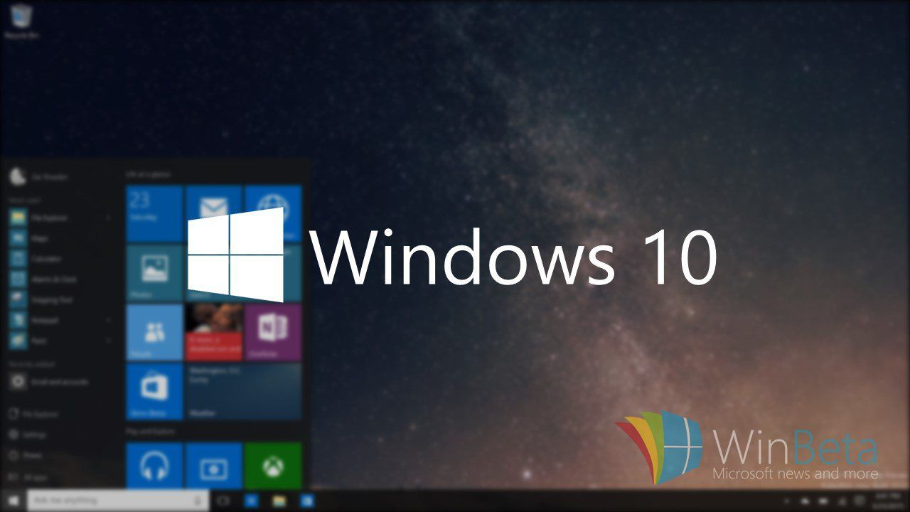 Windows 10 build 10130 ISO now available to download, will