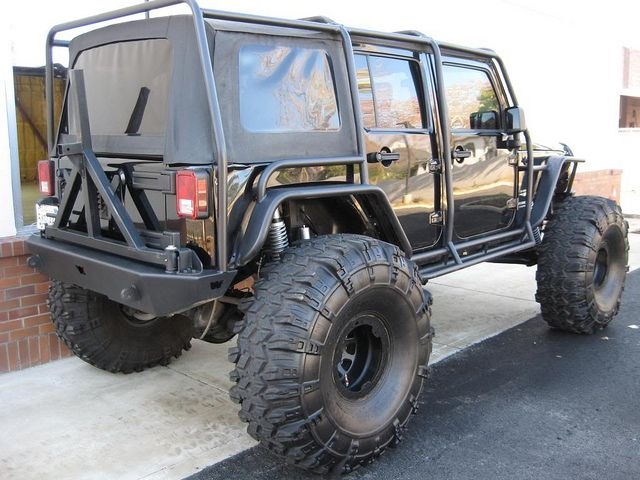 Full Cage Rugged Jeep Jeep Truck Badass Jeep