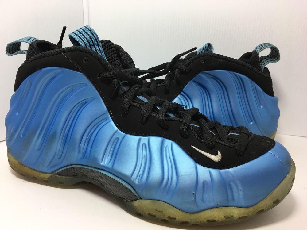 571862d8c1d Nike Little Posite One University Blue 644791-402 GS size 8 Youth Foamposite   fashion  clothing  shoes  accessories  kidsclothingshoesaccs  boysshoes  (ebay ...