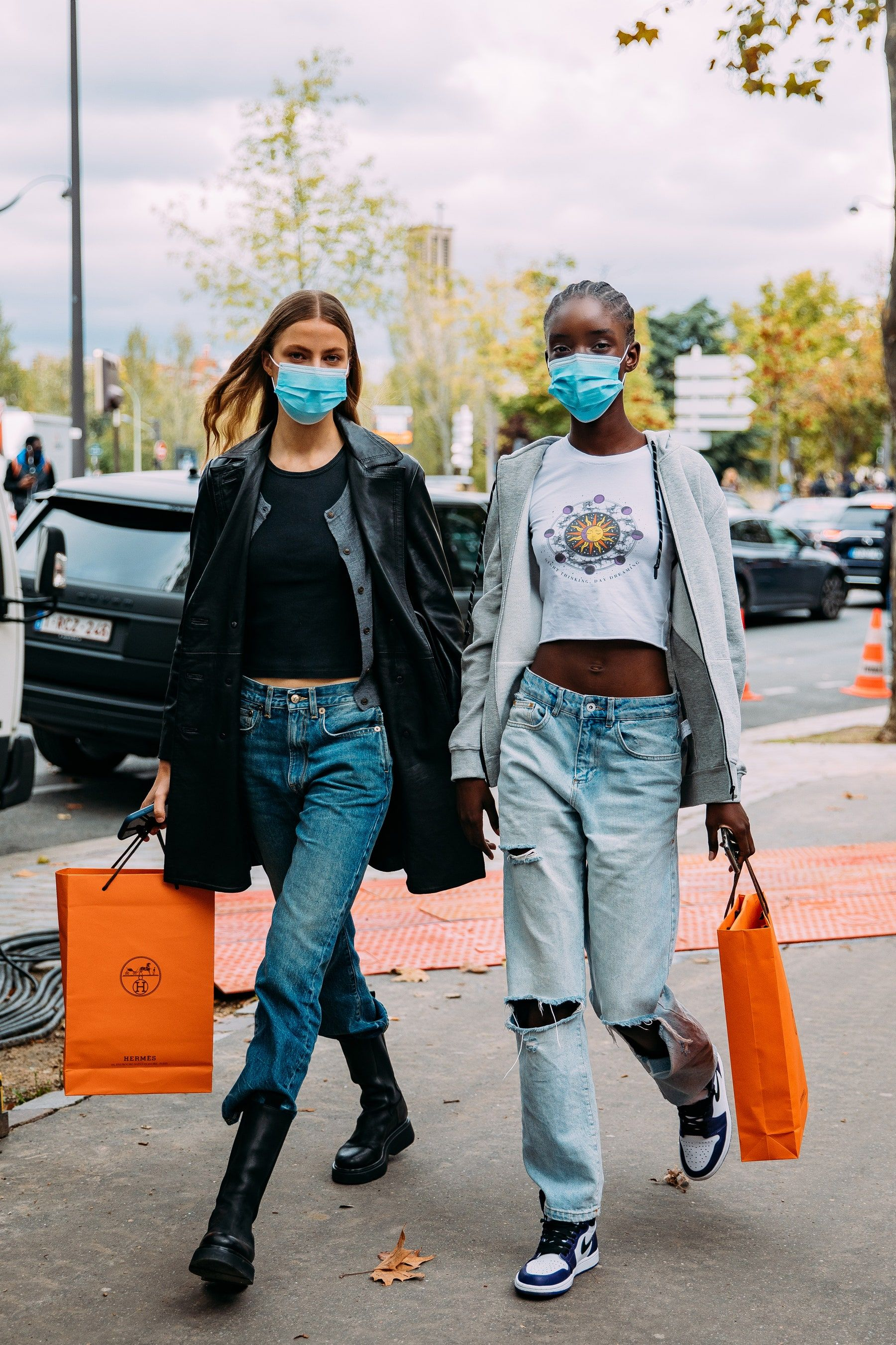 The Best Street Style From Paris Fashion Week Spring 20   Cool ...