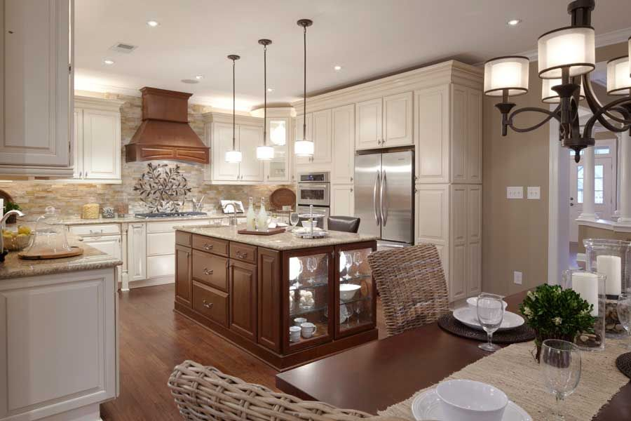 One Of My New Favorites The Violet By Mattamy Homes Dream Kitchen Ideas