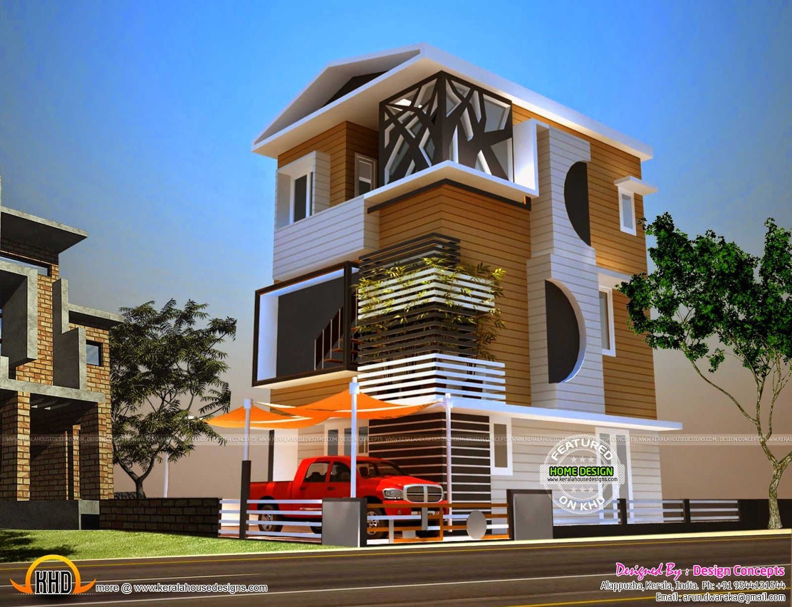 for Khd home elevation