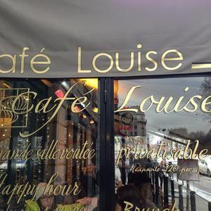 Café Saint Germain Des Prés, París