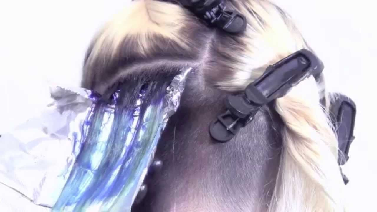 How to colortrak electric blue hair color by gregory alan howtos