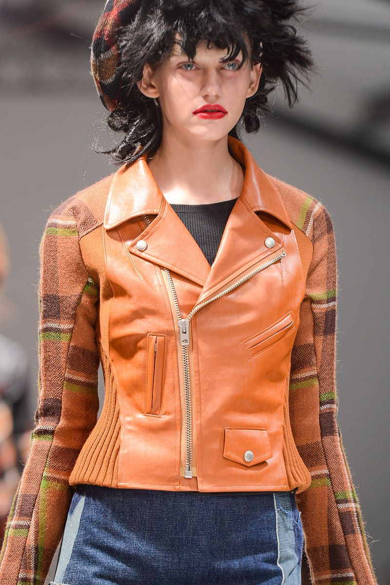 Junya Watanabe Fall 2013 RTW - Details - Fashion Week - Runway, Fashion Shows and Collections - Vogue