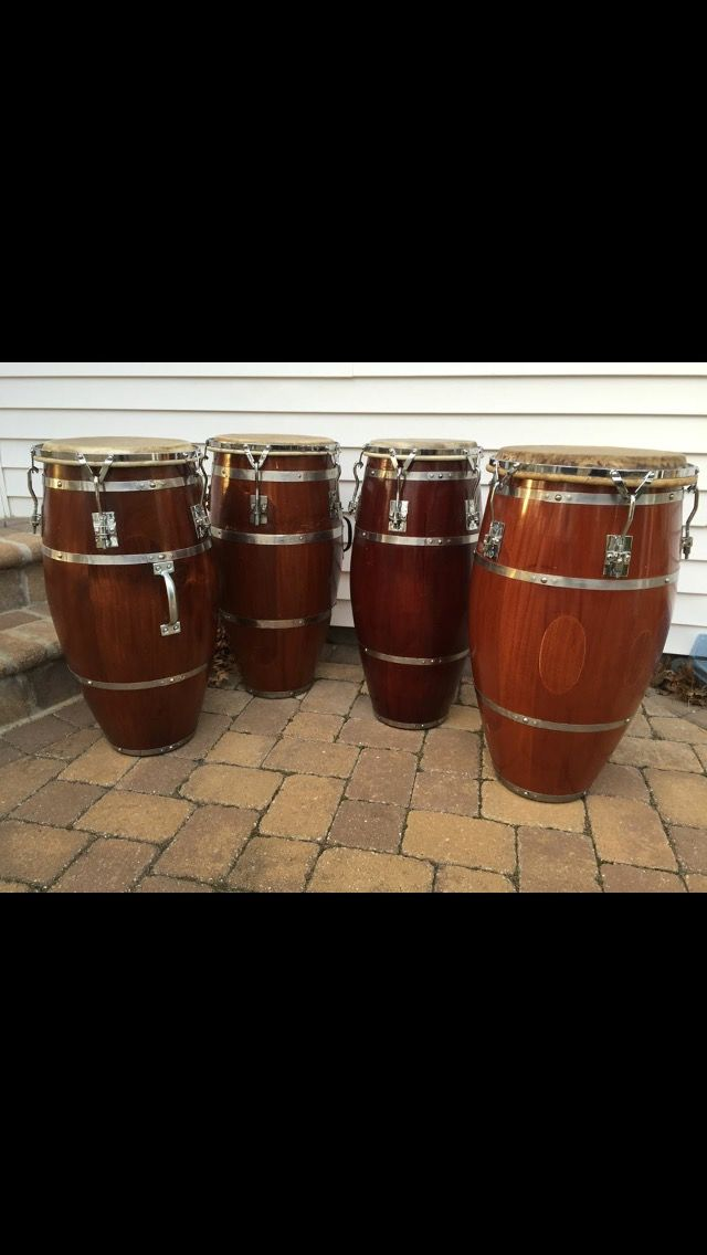 Pin by Noel Quintana on Tribute to Vintage Conga Drums (FB