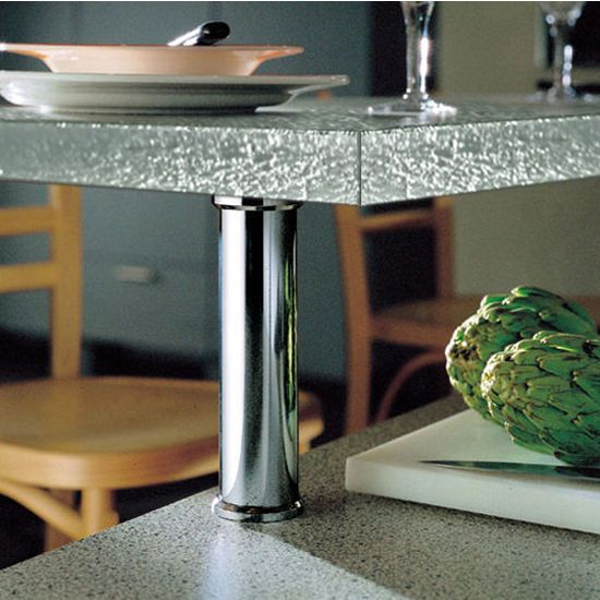 Hafele S Countertop 90 Bar Supports For Glass Tops Help Add