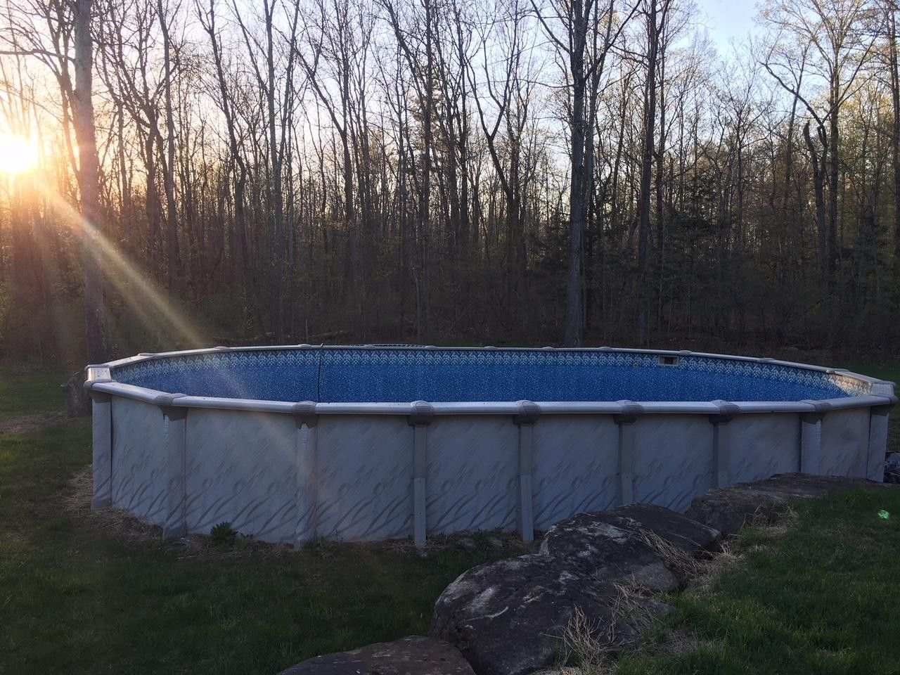 Gfk Pool Sale Above Ground Swimming Pool 16 X 32 Oval Pinterest Swimming