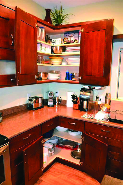 20 Various Kinds Of Section Cupboard Concepts For The Kitchen Space