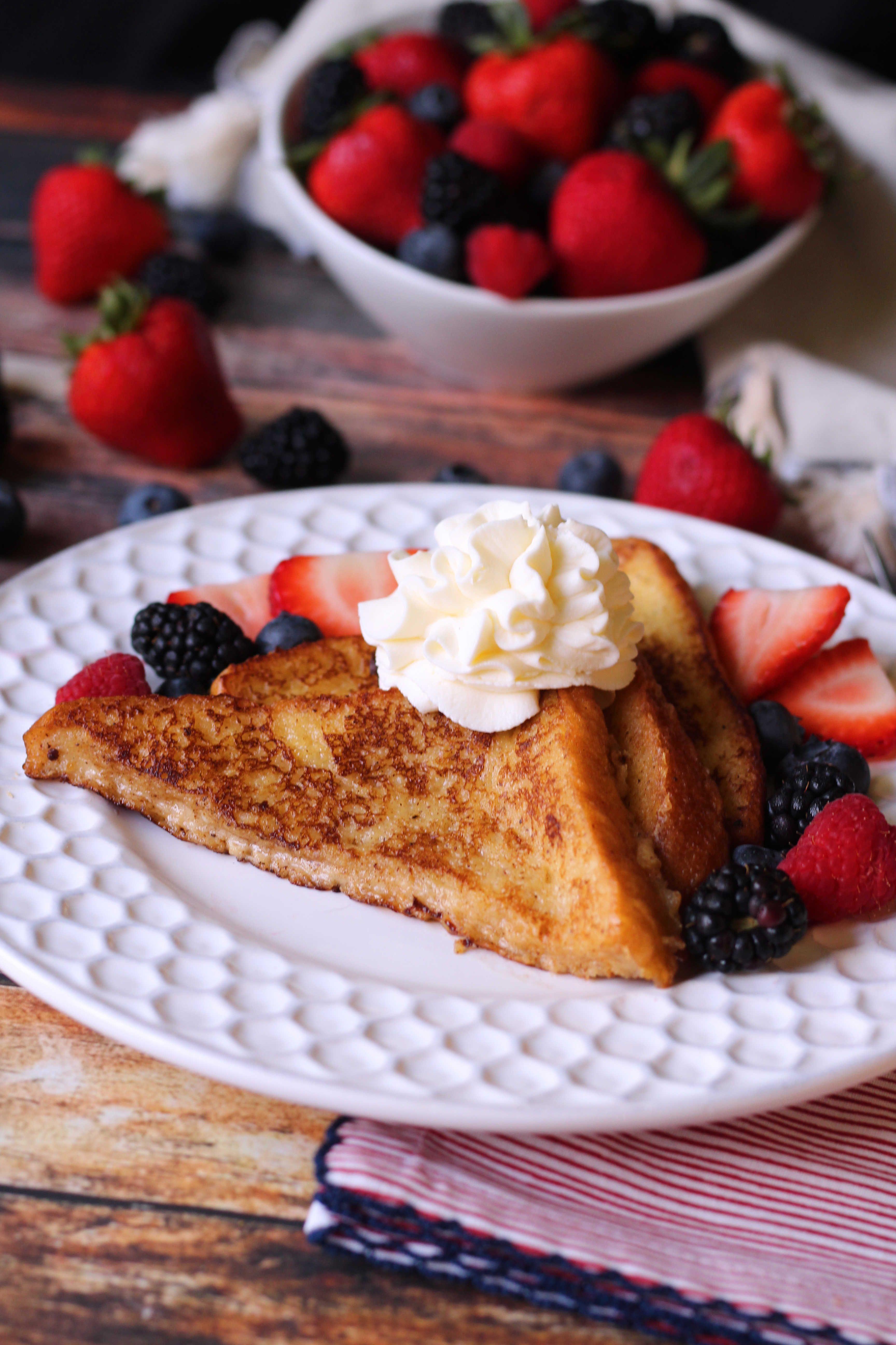 Brioche French Toast | Recipe | Brioche french toast ...