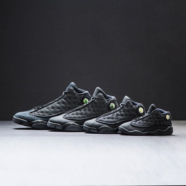 cbac0861808e The Air Jordan Retro 13  Black Cat  is now available at Jimmy Jazz ...